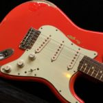Remodeled Limited Edition Gary Moore Stratocaster Aged Parts A0408011