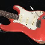 "CUSTOM-MADE ""GARY MOORE STRAT"""