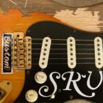 Remodeled Stevie Ray Vaughan Number One Vintage Style A0408004 試奏動画あり