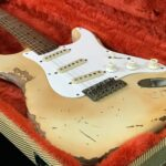 """'57 Strat らしくあれ """"Fernendes The Revival 編"""" Heavy Relic"""